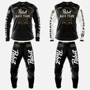 PBR RACE TEAM PANT BLACK-GOLD