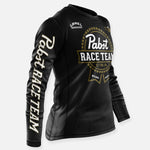 PBR RACE TEAM JERSEY BLACK-GOLD