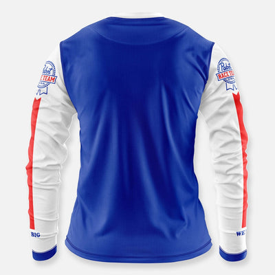 PABST RACE TEAM JERSEY ROYAL BLUE
