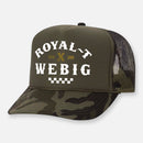 ROYAL-T x WEBIG HATS CAMO