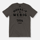 ROYAL-T x WEBIG TEE MILITARY