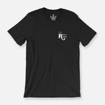 ROYAL-T x WEBIG TEE BLACK