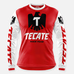TECATE RACE TEAM JERSEY RED