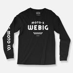 WEBIG BLASTER LONG SLEEVE TEE