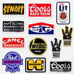WEBIG STICKERS 12-PACK