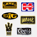 WEBIG STICKERS 6-PACK
