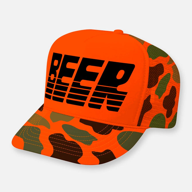 STEALTH MODE CAMO HAT