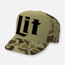 WE LIT HAT