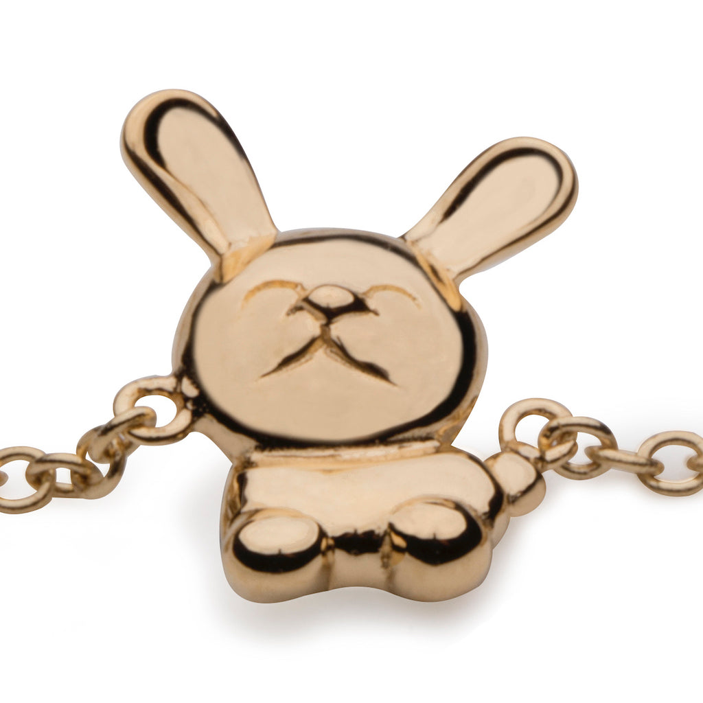 Rabbit Bracelet in 18K Gold