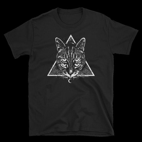 CAT MAGIC PUNKS Four Eyes Shirt - SALE