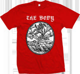 THE BODY Red Skeleton Shirt - SALE