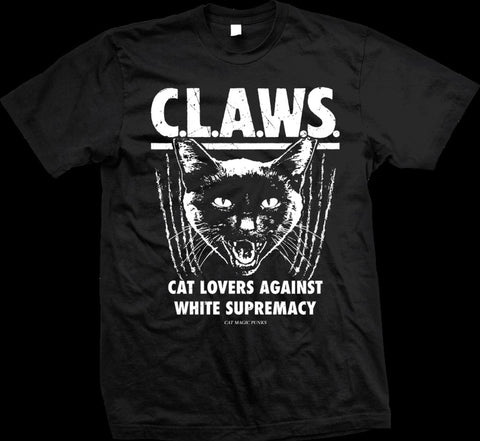 CAT MAGIC PUNKS CLAWS Shirt - SALE