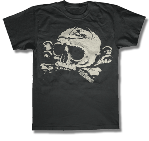 HOPE CONSPIRACY Skull Shirt