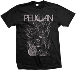 PELICAN Crashing Guitars Shirt - SALE