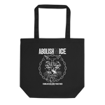 CAT MAGIC PUNKS Abolish (M)ICE Tote Bag