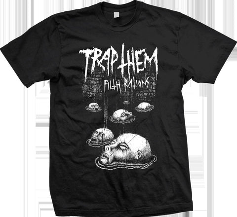 TRAP THEM Filth Rations Shirt - SALE