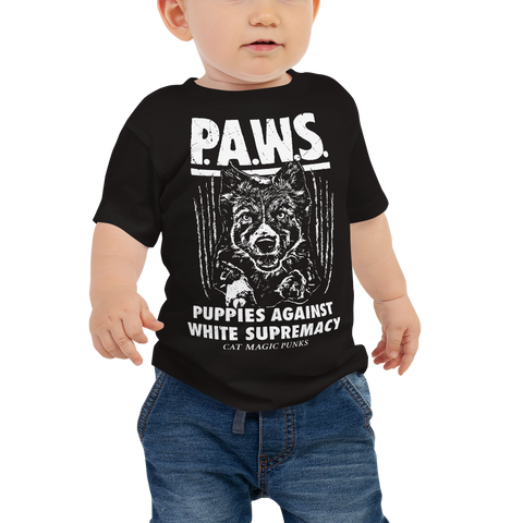 CAT MAGIC KIDS PAWS Baby Shirt