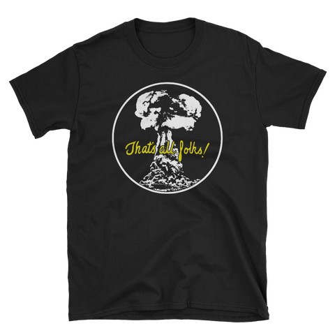 BAPTISTS That's All Folks Shirt - SALE