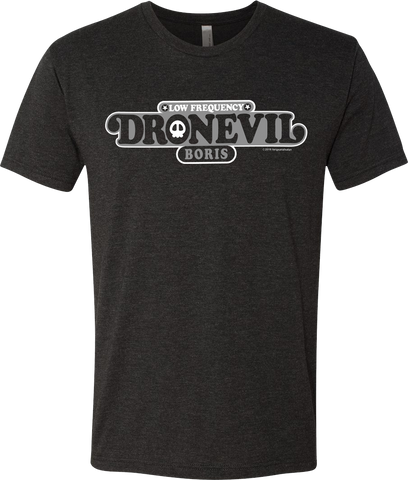 BORIS Dronevil Tri-blend Shirt - SALE