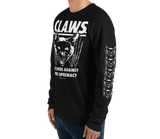 CAT MAGIC PUNKS CLAWS Long Sleeve w/ Sleeve Print