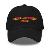 WILD AND WOOLLY VIDEO Embroidered Hat