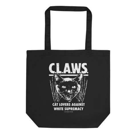 CAT MAGIC PUNKS CLAWS Tote Bag