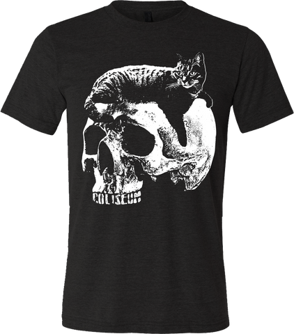 COLISEUM Feline Tri-Blend Shirt - SALE