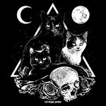 CAT MAGIC PUNKS Cosmos Shirt