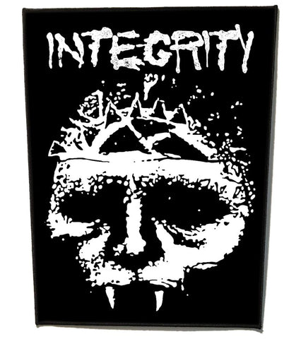 INTEGRITY Back Patch