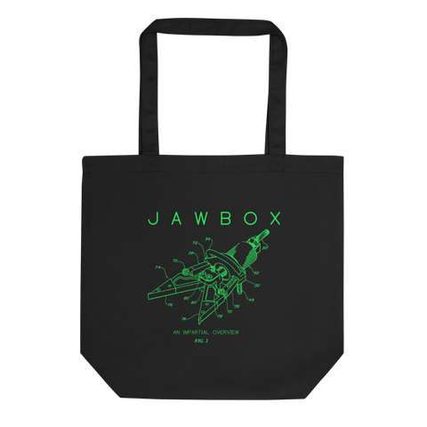 JAWBOX Diagram Tote Bag
