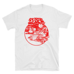 ELDER Red Lands White Shirt - SALE