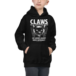 CAT MAGIC KIDS CLAWS Youth Hoodie