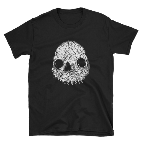 YOUNG WIDOWS Live Skull Shirt