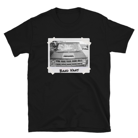 BAND VANS Polaroid Shirt Various Colors