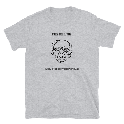 THE BODY The Bernie Shirt - White or Grey