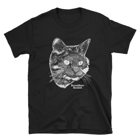 BREATHER RESIST Cat Shirt