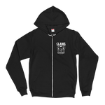 CAT MAGIC PUNKS CLAWS Zip-Up Hoodie