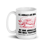 STEALWORKS Unqualified Immunity Mug