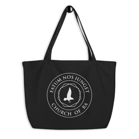 AMENRA Church Large Tote Bag