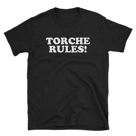 TORCHE Rules Shirt