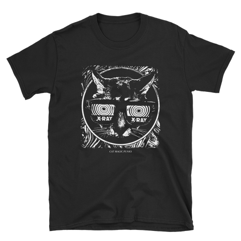 CAT MAGIC PUNKS X-Ray Shirt
