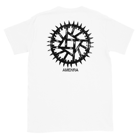 AMENRA Wheel Of Progress White/Grey Shirt