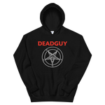 DEADGUY Death To False Metal Pullover Hoodie