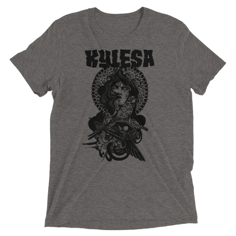 KYLESA Woman Of Wisdom Tri-blend Shirt