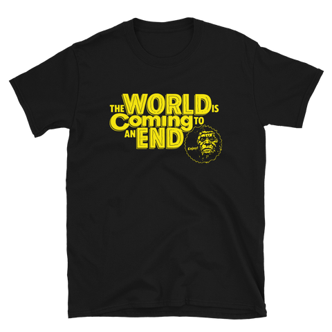 RYAN PATTERSON World Coming To An End Shirt