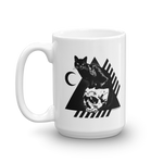CAT MAGIC PUNKS Bastet Rising Mug