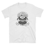 OBITS Typewriter Shirt