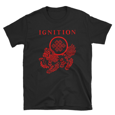 IGNITION Anger Means Red Shirt