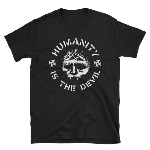 INTEGRITY Humanity Black Shirt