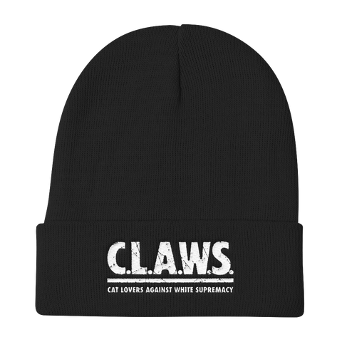 CAT MAGIC PUNKS CLAWS Knit Beanie
